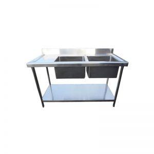 Infernus Stainless Steel Sink 1500mm Left Hand Drainer