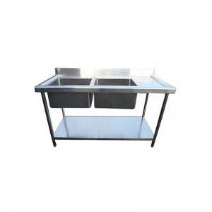 Infernus Stainless Steel Sink 1500mm Right Hand Drainer