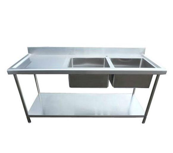 Infernus Stainless Steel Sink 1800mm Left Hand Drainer