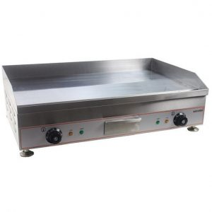Infernus Counter Top Electric Griddle Solid Plate 60cm