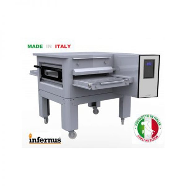"Infernus Italian Conveyor Pizza Oven 20"" Gas"