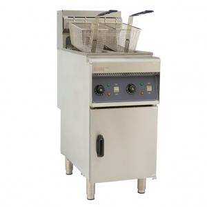 Infernus Free Standing TWIN TANK Electric Fryer 10 10 ltr