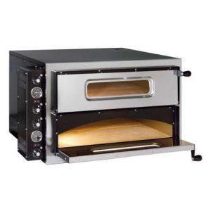 double deck pizza oven 28""